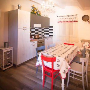 Agriturismo Le Capannacce Urbania – appartamento-del-contadino – sala